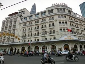 マジェスティックホテル