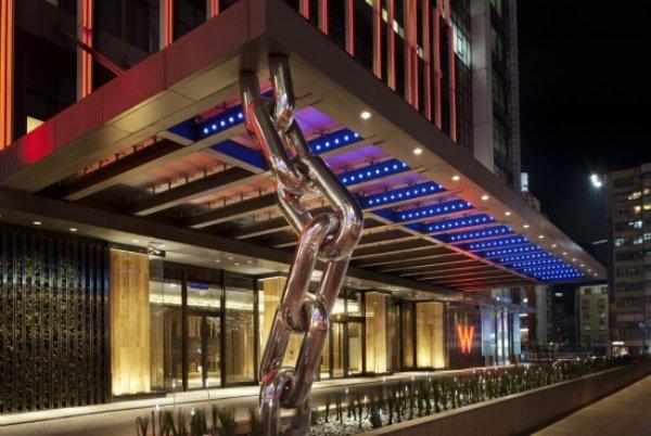 wホテル-台北-1