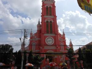 ドンコイの教会