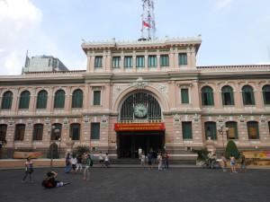 サイゴン中央郵便局3