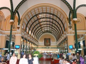 サイゴン中央郵便局2