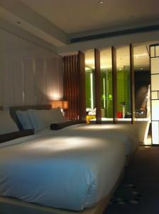 wホテル-room