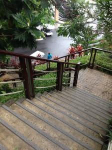 ウェスティン-プーケットの階段
