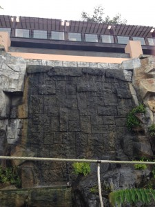 ウェスティンプーケットの滝