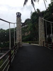 ウェスティン-プーケットの吊り橋
