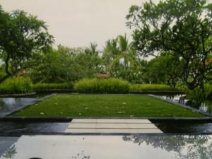 ラグーナ リゾート&スパの庭