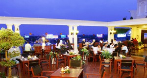 マジェスティックホテル-レストラン