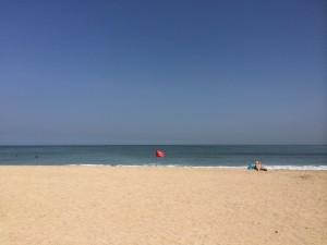 クタのビーチ
