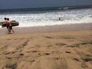 クタのビーチ6