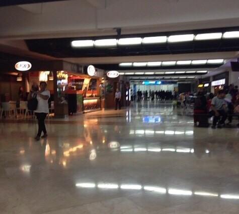 バリ空港-トラブル