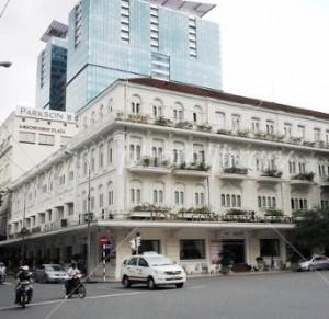 コンチネンタルホテル