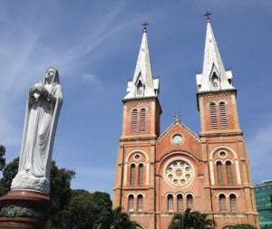 サイゴン教会2