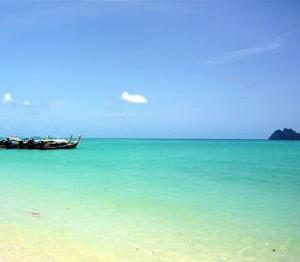 ピピ島のビーチ2