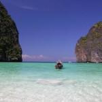 【プーケットのビーチ】ピピ島日帰りツアーの体験記!マヤビーチの行き方★