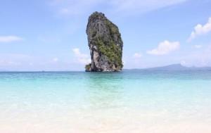 ピピ島のビーチ4