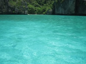 ピピ島のビーチ3