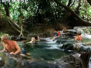 ピピ島の温泉2