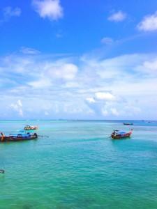 ピピ島の桟橋6