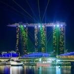【ホテルシンガポール】マリーナベイサンズ  感嘆符!驚きの喜び