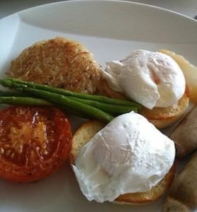 マリーナベイサンズ の朝食4