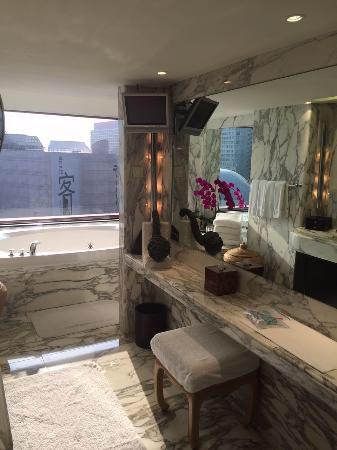 香港-夜景がキレイなホテル-インターコンチネンタル香港-スイート