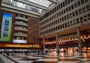 台北駅-広場