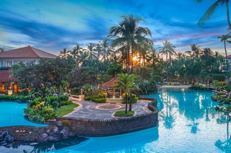 【ホテルバリ】ザ ラグーナ リゾート&スパ ヌサドゥア バリ インドネシア