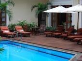 マジェスティックホテル-プール