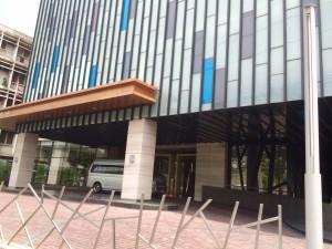 ホテル-イータスルンピニー-外観