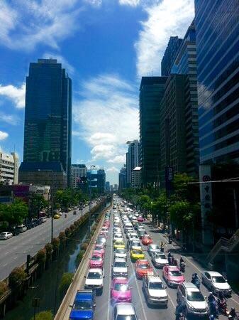 バンコクの移動手段-BRT