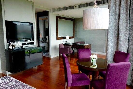セントレジス-バンコクの部屋-