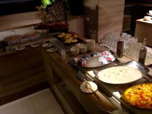ホテル-イータスルンピニー-朝食