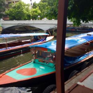 バンコクの水上バス21