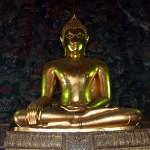 【バンコク9大寺院】 ワット・スタット(Wat Statto)黄金の大仏