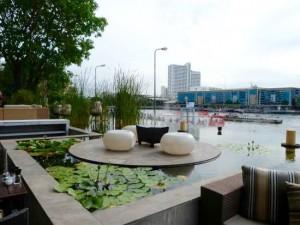 ミレニアムヒルトン-バンコクのレストランFLOW3