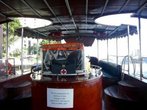 ミレニアムヒルトン-バンコクのボート3