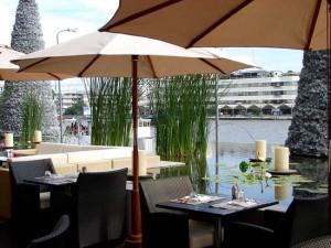 ミレニアムヒルトン-バンコクのレストランFLOW5