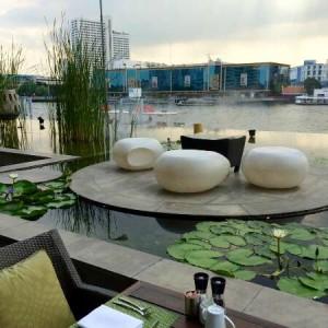 ミレニアムヒルトン-バンコクのレストランFLOW2