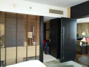 ミレニアムヒルトン-バンコクの部屋2