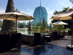 ミレニアムヒルトン-バンコクのレストラン