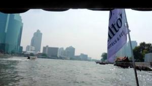 ミレニアムヒルトン-バンコクのボート4