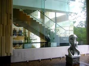 ミレニアムヒルトン-バンコクの館内