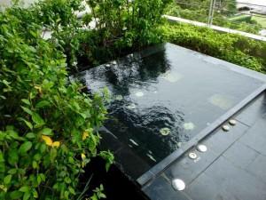 ミレニアムヒルトン-バンコクのプール