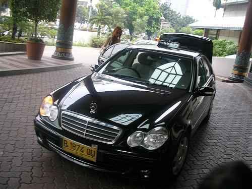 ジャカルタ-タクシー-安全な乗り方3