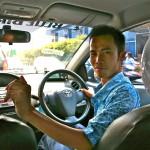 ジャカルタ タクシー乗り方 スカルノハッタ国際空港 から市内 ☆