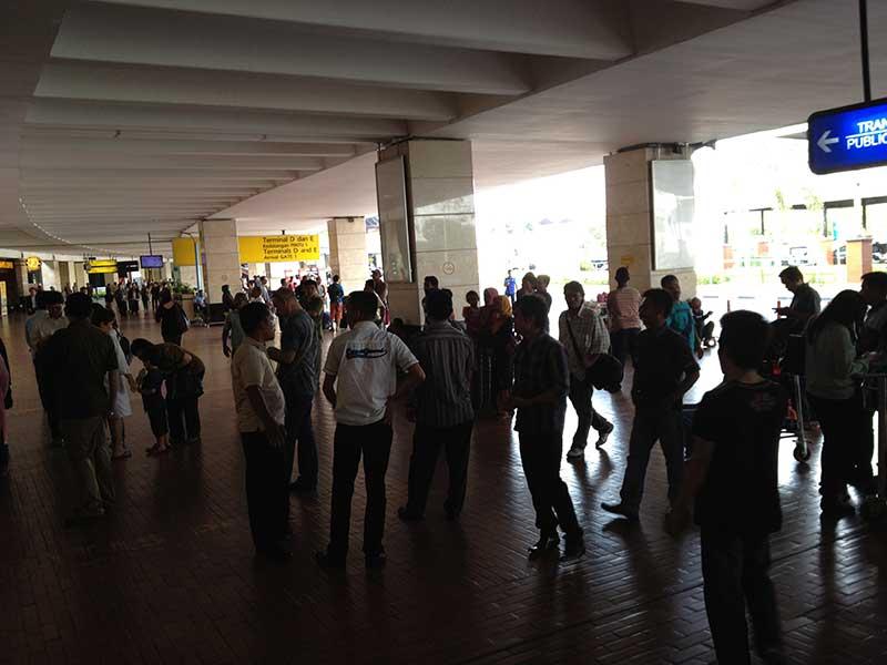 ジャカルタ-空港タクシー-乗り方