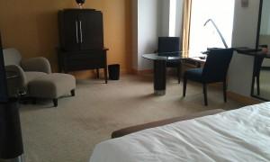 グランドハイアットジャカルタの部屋2
