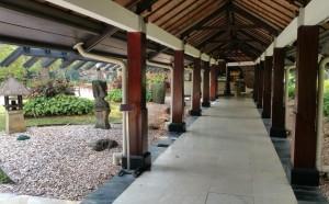 グランドハイアット-ジャカルタの庭