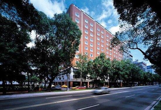 【ホテル台北】ホテル ロイヤルニッコー タイペイ 老爺大酒店 中山北路