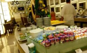 バンコク-ホテル-朝食